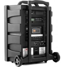 Système sono, portable, autonome sur batterie