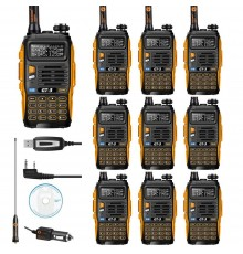 Location Talkie Walkie VHF/UHF Marine