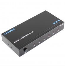 Location HDMI Splitter 4 voies 1 entrée 4 sorties, Marseille Provence