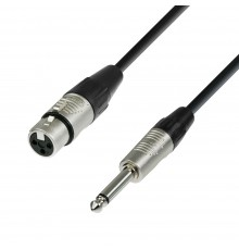 Location cable XLR femelle-Jack 6.35 0.6m Marseille Provence