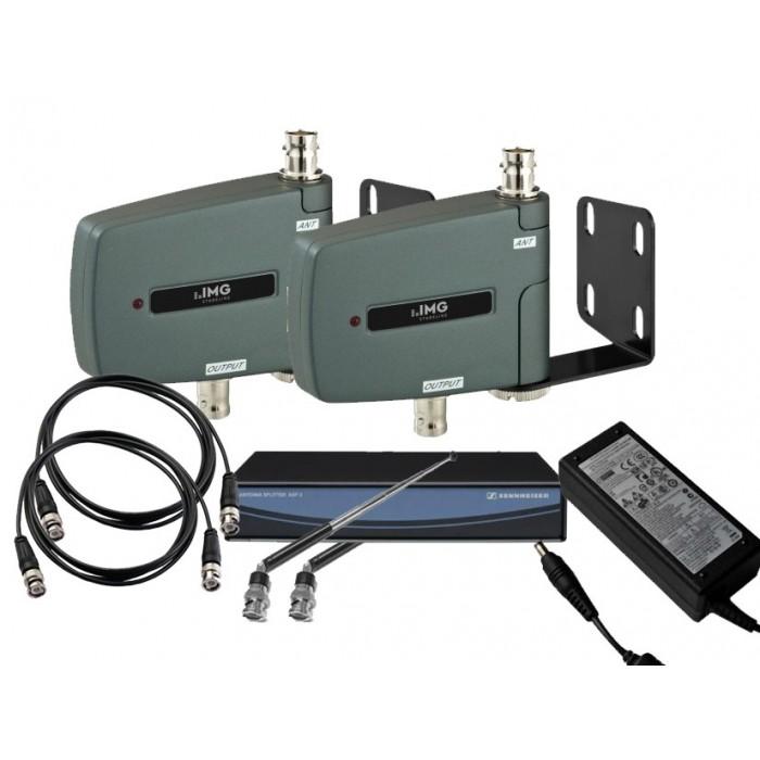 location paire amplificateur antenne uhf pour micros. Black Bedroom Furniture Sets. Home Design Ideas