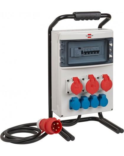 location, coffret de distribution électrique, 32A - IP44, marseille