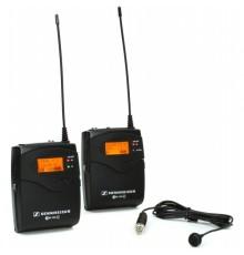 Location Système sans fil Sennheiser UHF micro cravate pour caméra