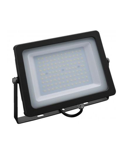 location projecteur blanc ext rieur led 100w tanche ip65. Black Bedroom Furniture Sets. Home Design Ideas