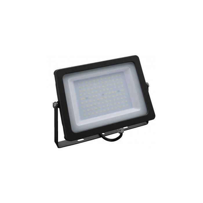 location projecteur blanc ext rieur led 100w tanche ip65 marseille. Black Bedroom Furniture Sets. Home Design Ideas