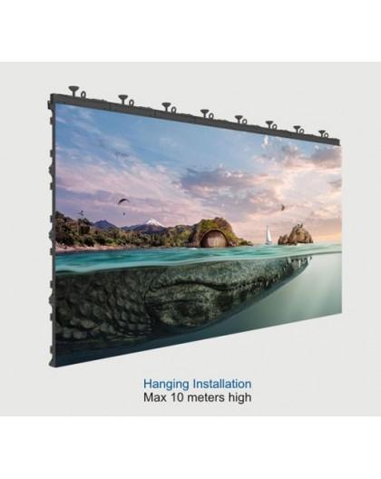 Location ecran led plein jour, location écran extérieur, mur led, location écran géant, écran Saint tropez, écran cannes, écran