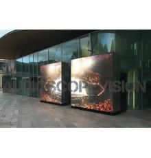 Location ecran plein jour marseille, location ecran extérieur marseille, location mur led, location écran géant, outdoor, Locati