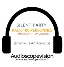 Location Casques Silent Party Disco, Location casque silent Monaco, location casque silent party disco Monaco, location soirée s