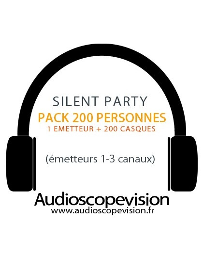 Location Casques Silent Party Disco, Location casque silent Fréjus, location casque silent party disco Fréjus, location soirée s