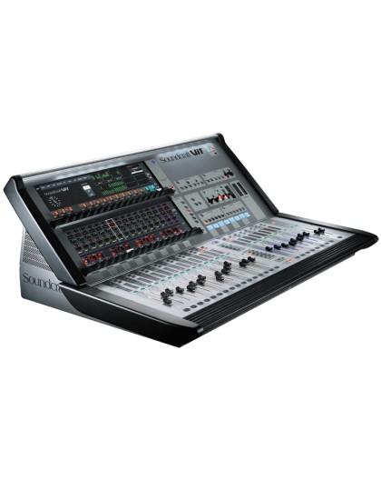 Location Table de Mixage Numérique VI1 Soundcraft Marseille Provence, location console table de mixage numérique Marseille