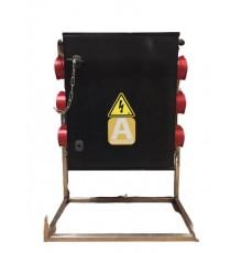 location coffret de distribution électrique armoire 125A - IP44, marseille