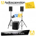 Location Pack Box 660W Rms 1200W Music Marseille
