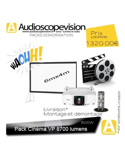 Location projection cinéma Marseille Aix en Provence