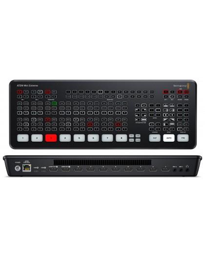 Location Blackmagic Design ATEM Mini Pro ISO régie de mixage vidéo mélangeur vidéo switcher vidéo prestataire Marseille Aix en P