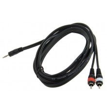 Location cable audio Rca-Jack Steréo 3.5 Marseille Provence